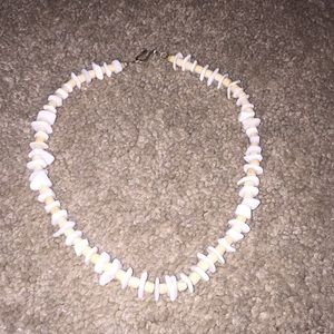 Hawaian style necklace. REAL shells